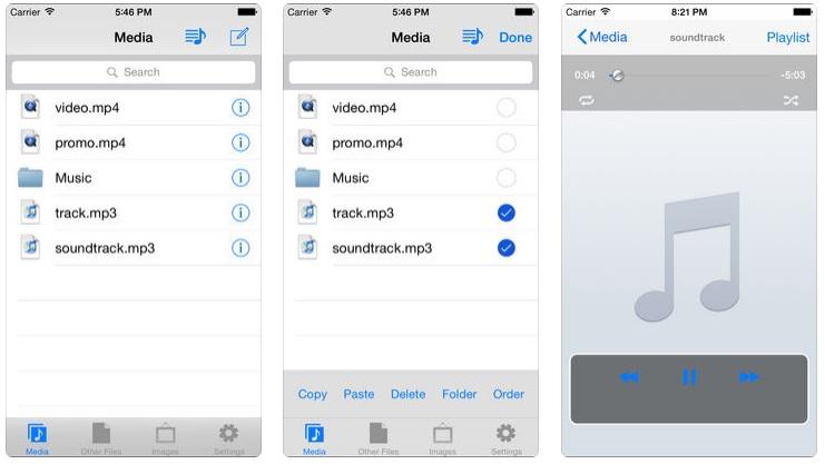 Descargar videos Facebook en iOS