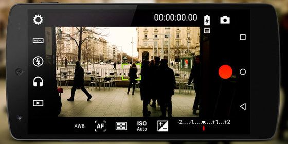 aplicaciones para grabar videos