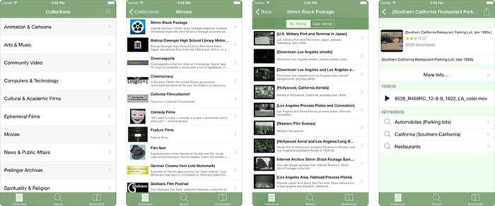 aplicaciones para ver peliculas online en iphone