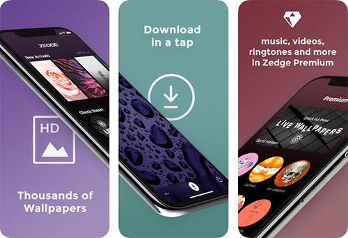 Fondos De Pantalla Para Celulares Android Y Iphone 2018: Aplicaciones Para Descargar Fondos De Pantalla 【2018】