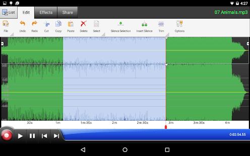 aplicaciones para cortar canciones gratis
