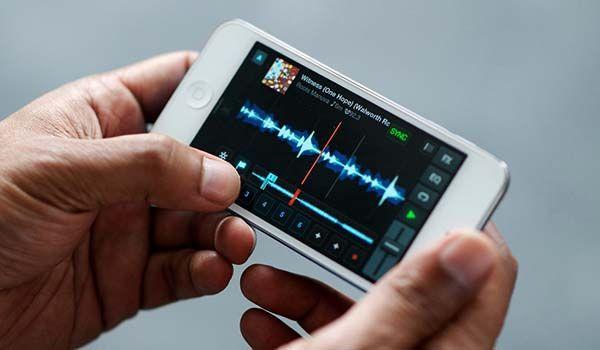 aplicaciones para mezclar musica